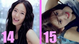 [TOP36] Youngest Maknaes in Girl Groups Debut (Updated !) - Stafaband