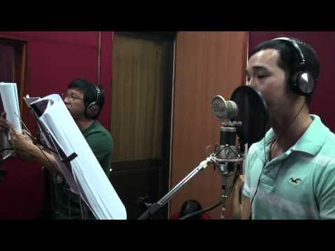 Tay Thien Vu Khuc - Recording - Tuan Sang, Trung Thao