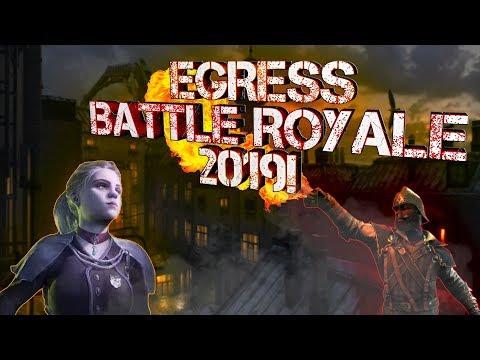 Обзор Egress ► НОВЫЙ Перспективный Battle Royale 2019!