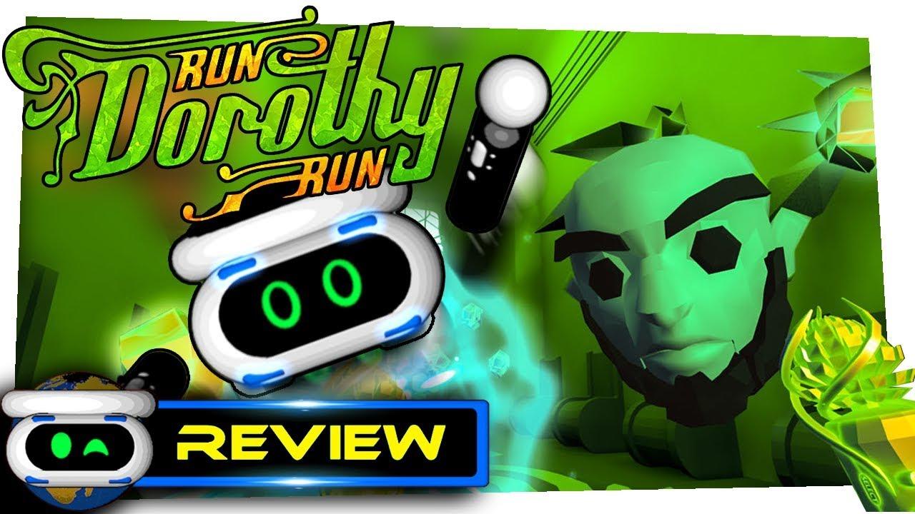 Run Dorothy Run PSVR Review