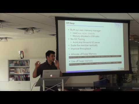Pivotal Gemfire / Apache Geode Training (3/3)