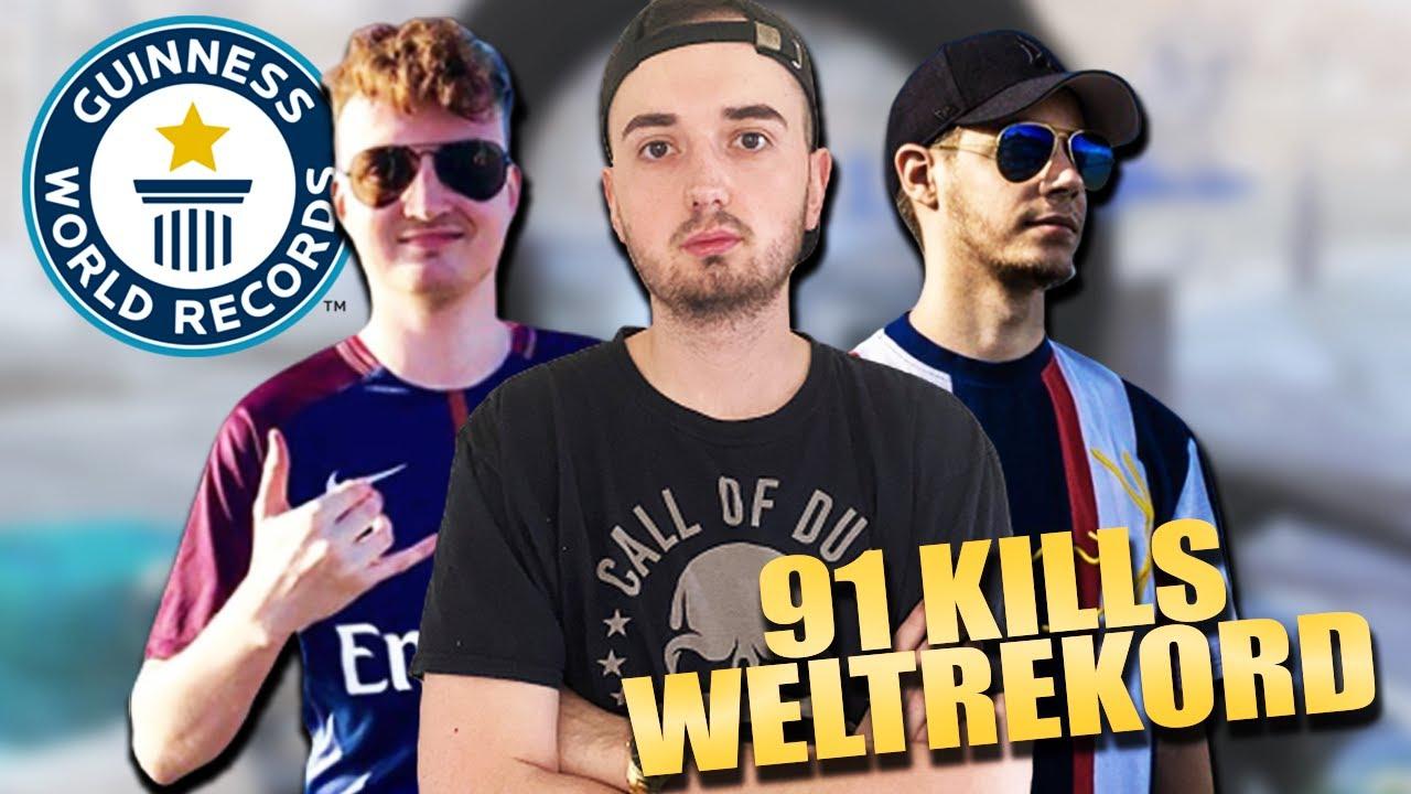 WARZONE: 91 KILLS WELTREKORD LIVE | ScorpionPlayz