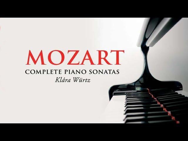 Mozart Complete Piano Sonatas Youtube