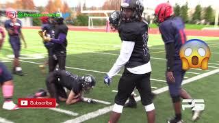 Who Really Want Smoke I Puget Sound Lancers 14U vs. Tacoma Panthers 2019