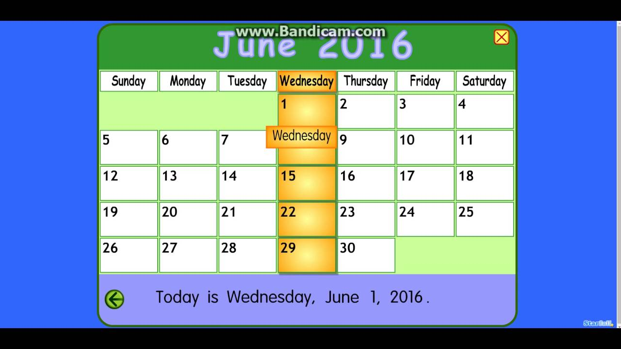 June 2016 Is Here