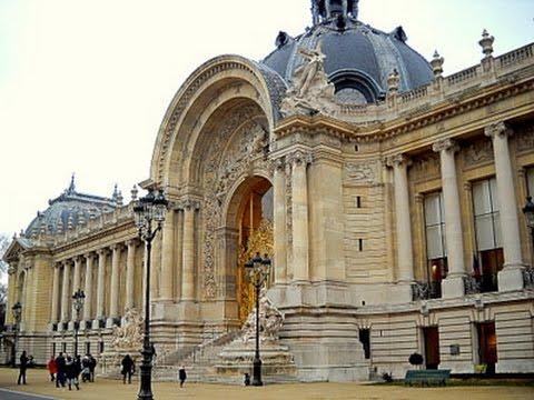 Dicas de Paris / Museus Gratuitos - Petit Palais - Parte 1