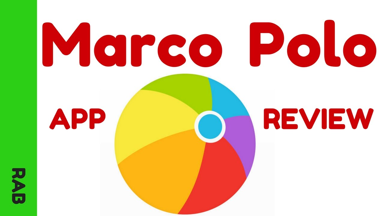 Marco Polo App Review - Video Messaging - YouTube