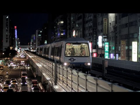 Taipei, Taiwan - Canon 60D Test Footage