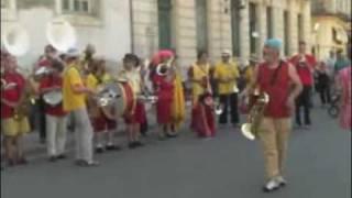 Street Band in Avignon