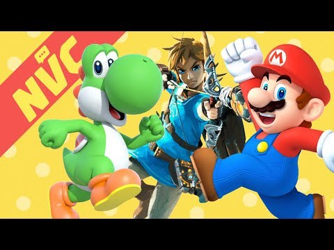 Mario Movie Update, Zelda News and More! - NVC Ep. 432