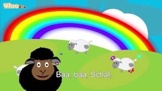 Ba ba Schaf - Deutsch lernen mit Kinderliedern - Yleekids