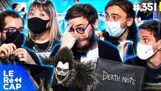 Qu'est ce qu'on ferait si on avait le Death Note ? 😈📓 | Le RéCAP #351