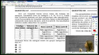 Correção ENEM 2014 - Biologia