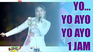 1 JAM Yo Yo Ayo Lagu Asian Games 2018