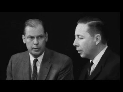 Al Schottelkotte interviews George Ratterman on day after his arrest