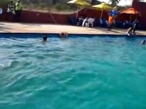 Tete Swimming Pool, Tete mozambique