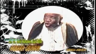 Alh. Muyhdeen Ajani Bello - Agbara Obinrin