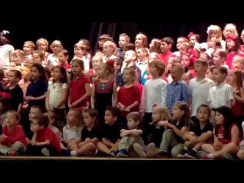 Max sings the classics at Academy at Nola Dunn