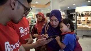 Boost App Consumer Launch Roadshow