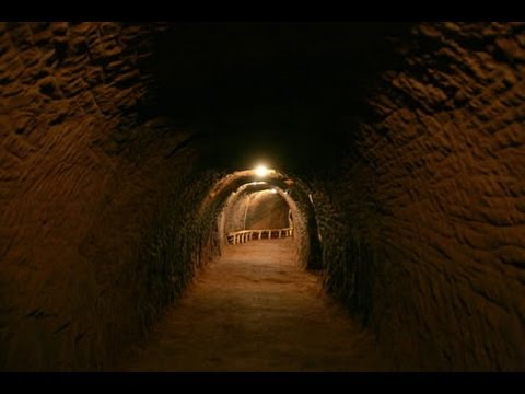 Stockport Air Raid Shelters Full Tour from start to finish HD WW2