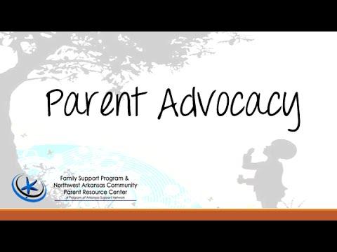 FAST Skills for Effective Parent Advocates