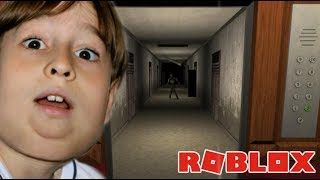 I GOT TOO FAT IN A CRAZY TERROR ELEVATOR AT ROBLOX