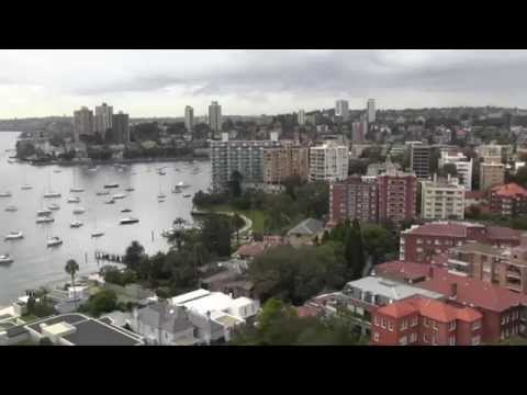 Morning Walk - Potts Point to Sydney CBD