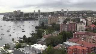 Morning Walk - Potts Point to Sydney CBD