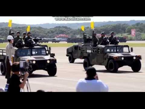 Taiwan Military Parade (Hell March) 台灣軍力台灣國防武力全球第13