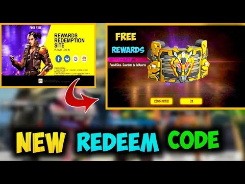Free Fire New Redeem Code Today 2020    mp40 crates Redeem Code    FF New Codes Redemption India ...
