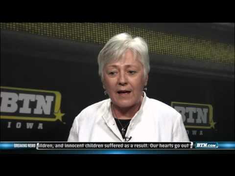 Interview: Sally Mason, U. of Iowa President