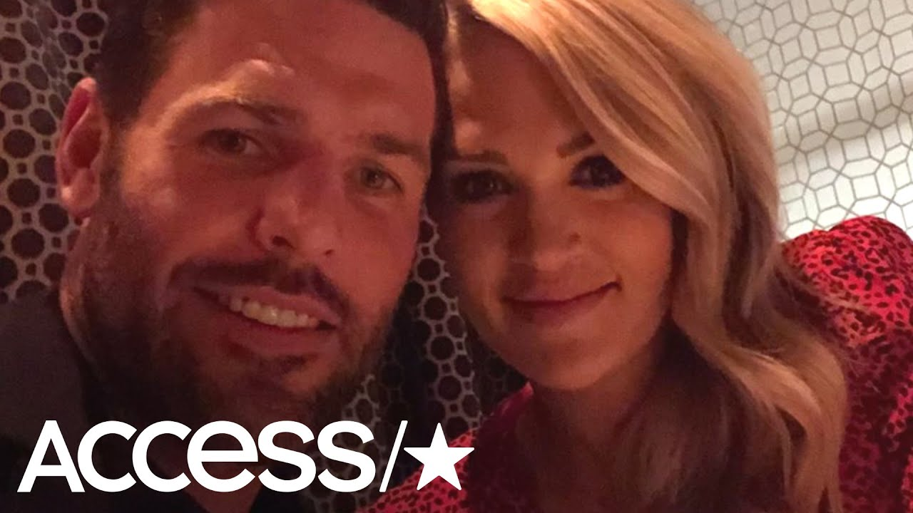 Carrie Underwood Gushes Over Hubby Mike Fisher On 11-Year Anniversary: 'He's My Match'
