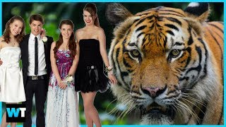 Caged Tiger at High School Prom Causes Controversy | What's Trending Now!