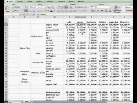 C mo hacer un presupuesto parte 3 for Presupuesto para hacer una pileta