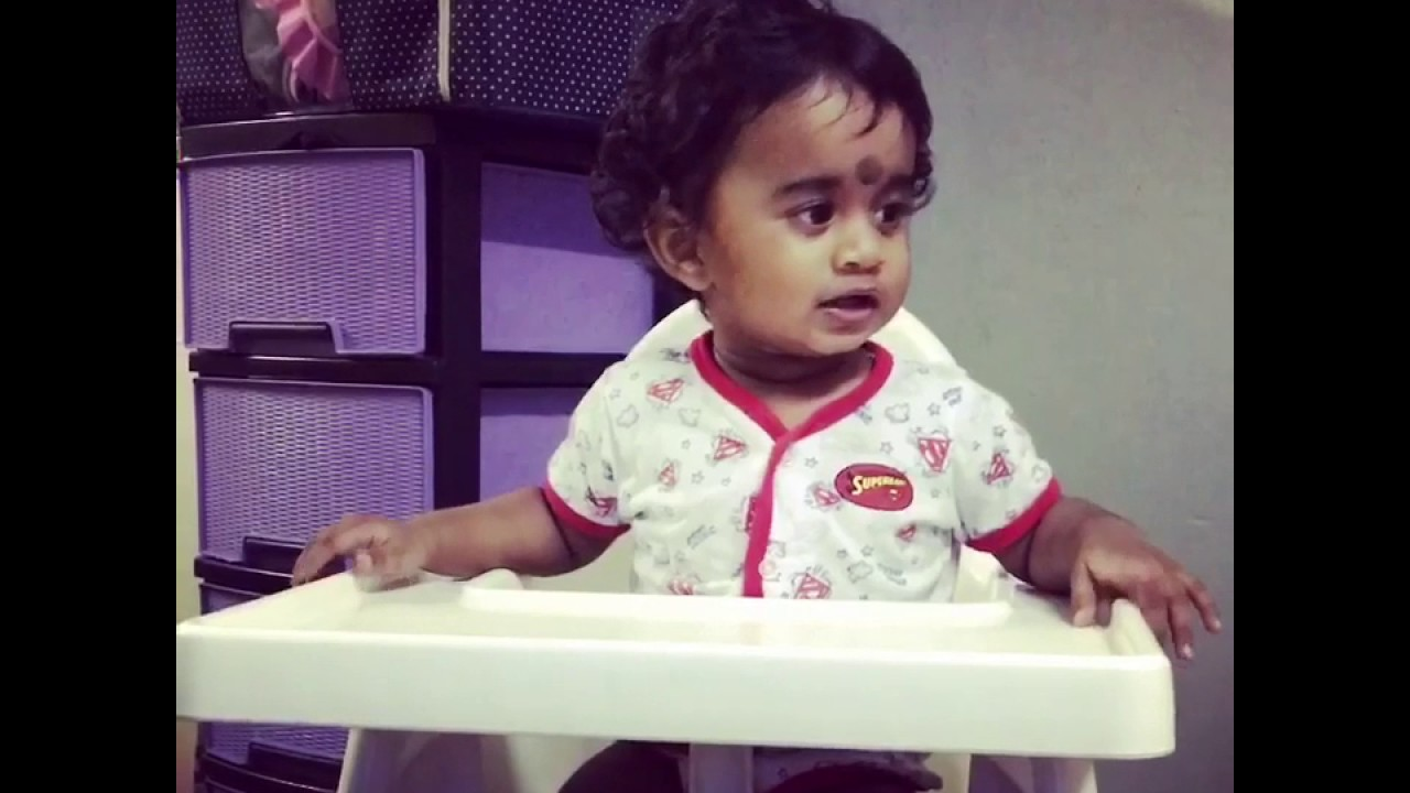 My Baby Dancing For Tamil Song