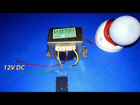 12v To 230v Inverter Using Single Transistor Ttc 5200
