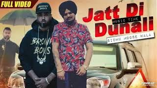 YouTube   Jatt di Donali - Sidhu Moose Wala (Full Song) Sidhu Moosewala   Latest Punjabi Song 2018