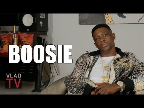 Boosie on Going Through Terrible Withdrawals Trying to Quit Lean