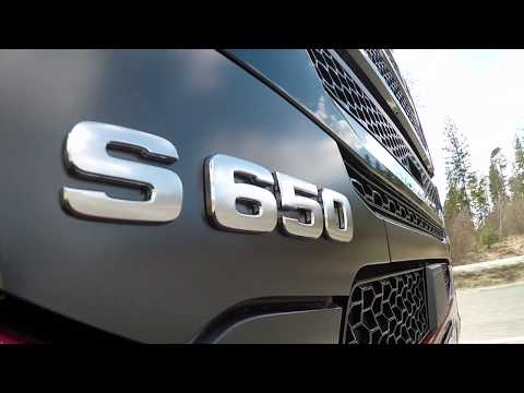 Novo Scania V8