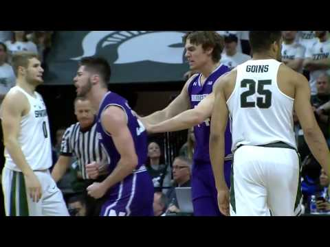 Northwestern at Michigan State - Men
