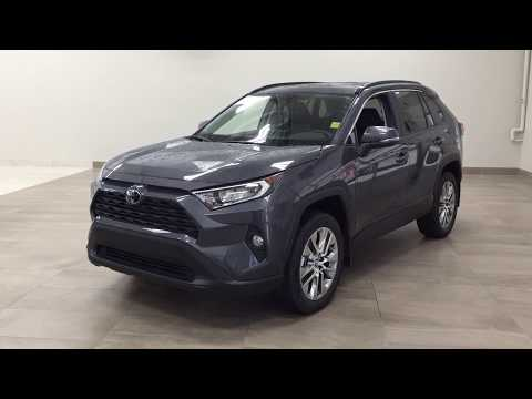 2019 Toyota RAV4 XLE Premium Review