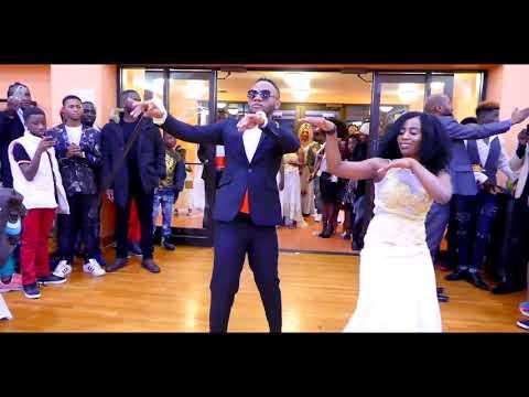 Major Lazer - Particula Wedding Choreography mix W/ @Mayorkun - Mama (Official dance video)