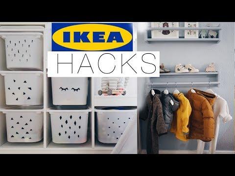 EINFACHE IKEA HACKS FÜR DAS KINDERZIMMER | EILEENA LEY