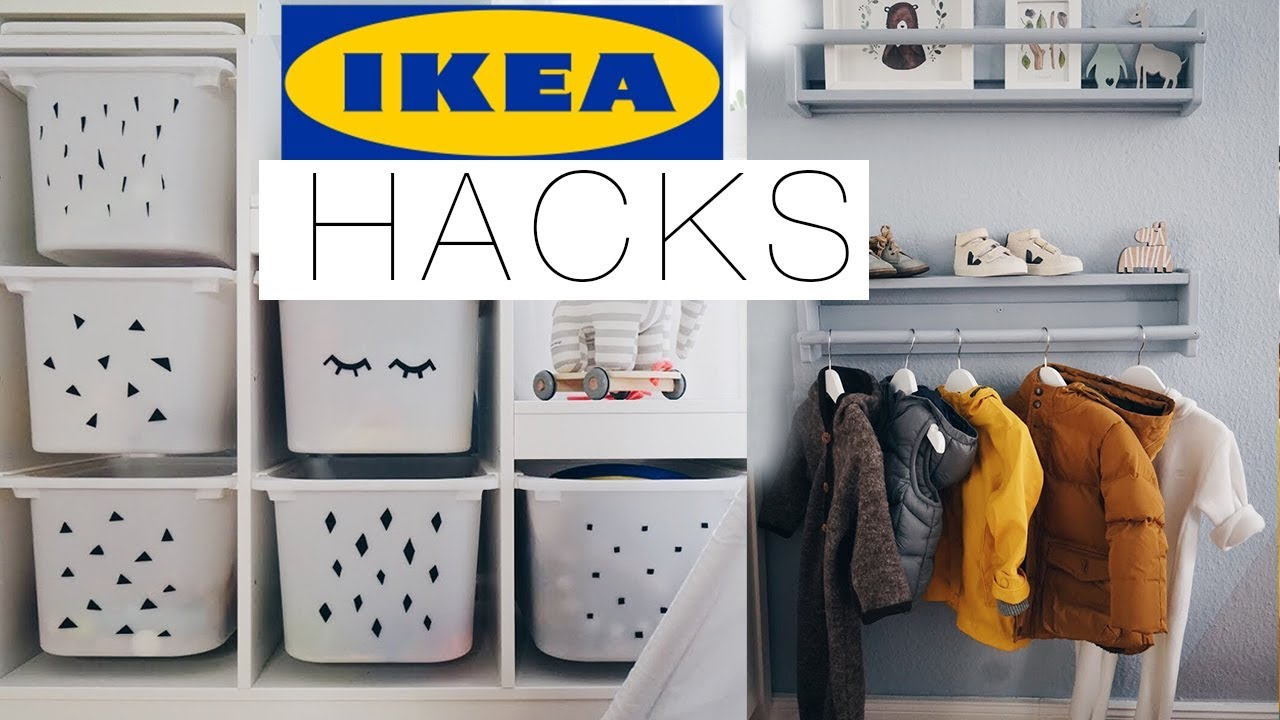 Einfache ikea hacks f r das kinderzimmer eileena ley for Wandregal kinderzimmer ikea
