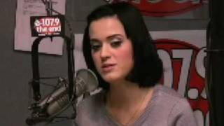 Katy Perry Interview @ 107.9 The End - Part 1