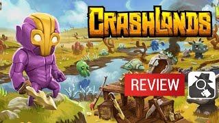 CRASHLANDS | AppSpy Review