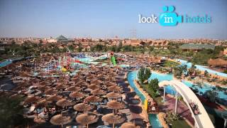 Albatros Jungle Aqua Park (Альбатрос Джангл Аква Парк) - Hurghada, Egypt (Хургада, Египет)(Смотреть целиком: http://lookinhotels.ru/af/egypt/hurghada/albatros-jungle-aqua-park-4.html Watch the full video: ..., 2014-01-30T13:41:01.000Z)