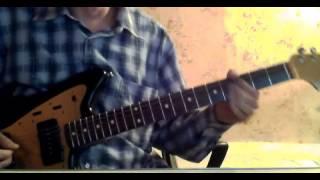 Soundgarden - Rowing (play along)