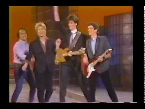 The Press - Living In A Dream World 1983 Star Search Final Week