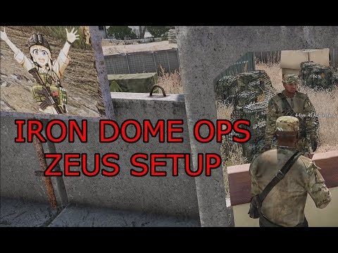The Iron Dome (Part 1/3): OP Setup and Deployment